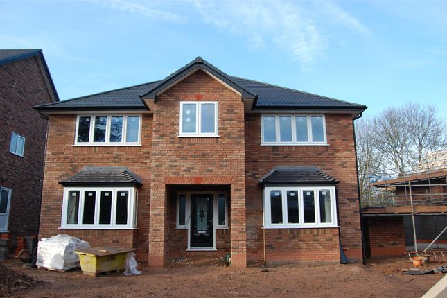 Thumbnail Detached house for sale in Hargreaves Lane, Stafford