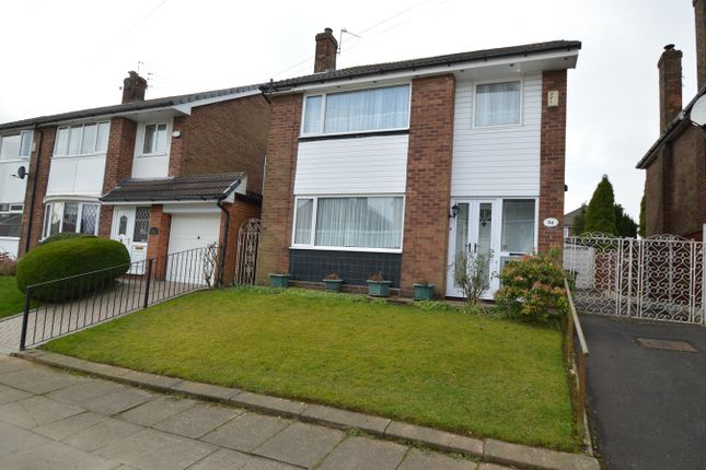 3 bed detached house for sale in Ennerdale Drive, Unsworth, Bury