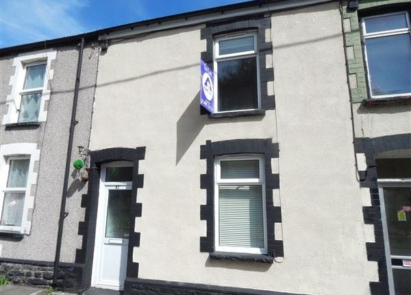 Thumbnail Terraced house to rent in Stanfield Street, Cwm