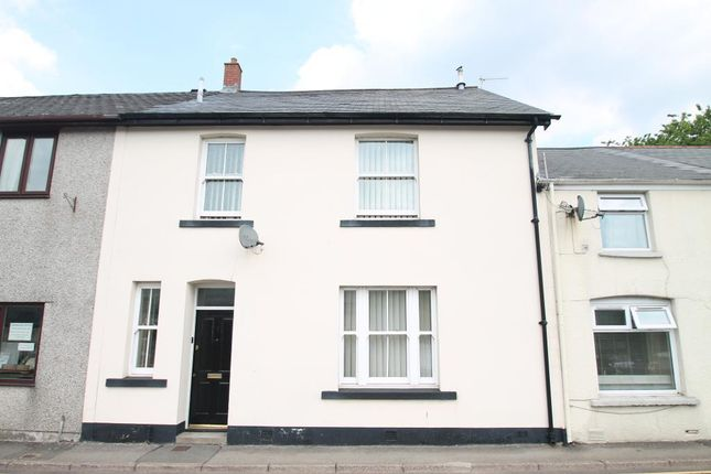 Thumbnail Terraced house for sale in Market Street, Blaenavon, Pontypool