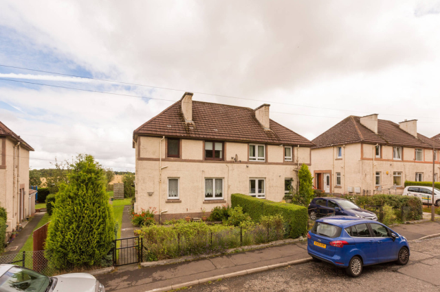 Thumbnail Flat to rent in 53 Harlaw Road, Balerno