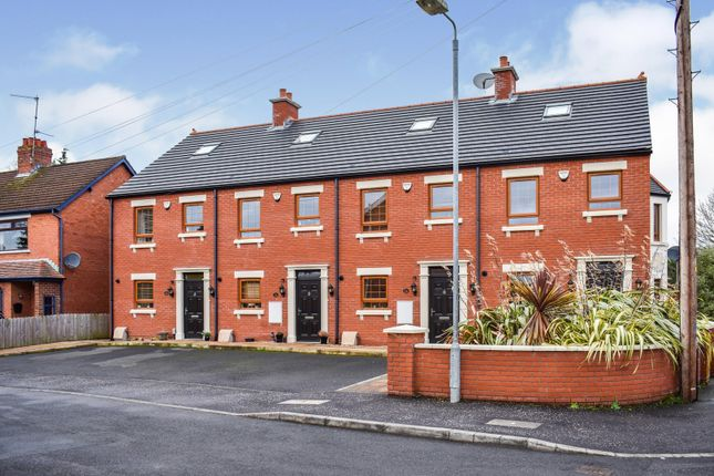 Thumbnail Town house for sale in Priory Gardens, Belfast