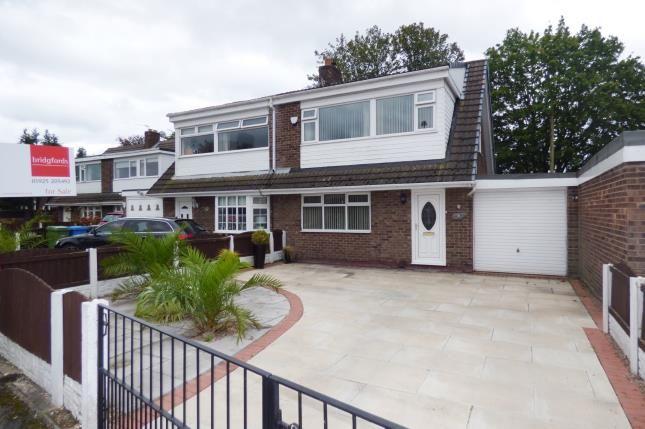 Thumbnail Semi-detached house for sale in Worsborough Avenue, Great Sankey, Warrington, Cheshire