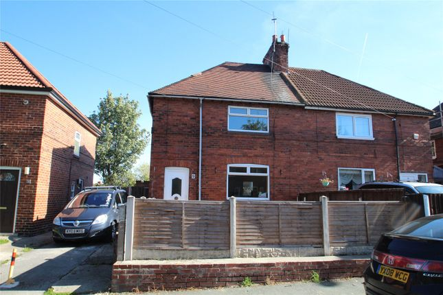 Thumbnail Semi-detached house to rent in Holmsley Avenue, South Kirkby, Pontefract, West Yorkshire