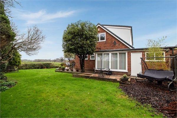 Thumbnail Detached house for sale in Parkstone Road, Broughton, Preston, Lancashire