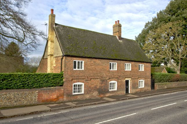 Thumbnail Detached house for sale in High Street, Trumpington, Cambridge