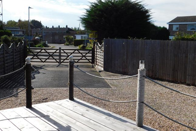 Drive & Gate of William Way, Wainfleet, Skegness PE24