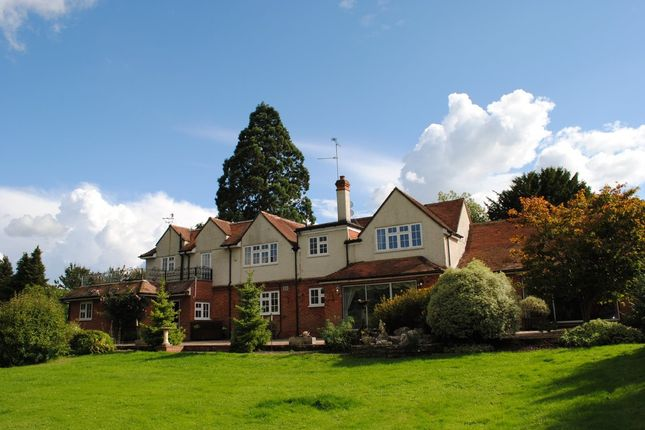 Thumbnail Detached house to rent in Hale Road, Lower Hale, Farnham
