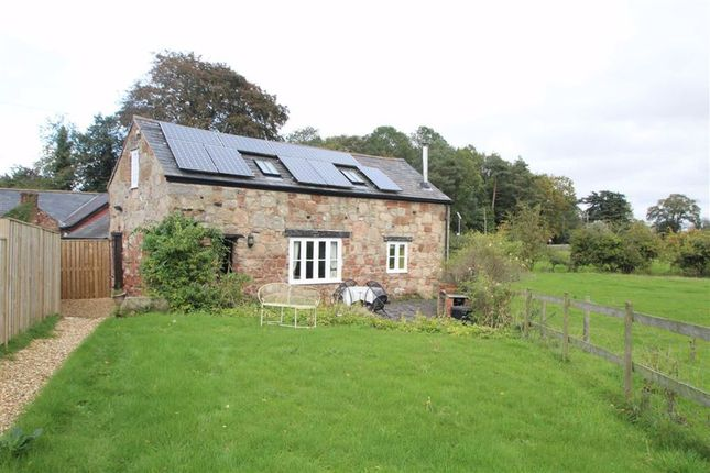 Thumbnail Barn conversion to rent in Knockin, Oswestry