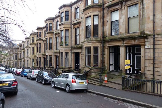 Thumbnail Flat to rent in Bowmont Terrace, Glasgow