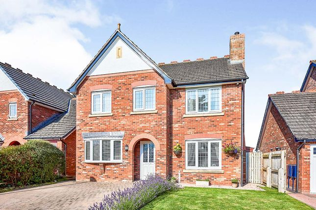 Thumbnail Detached house for sale in Scholars Green, Wigton, Cumbria