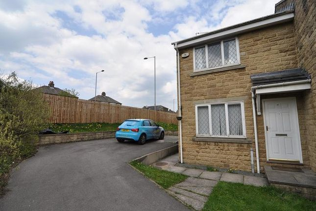 Thumbnail Semi-detached house to rent in Buttermead Close, Buttershaw, Bradford