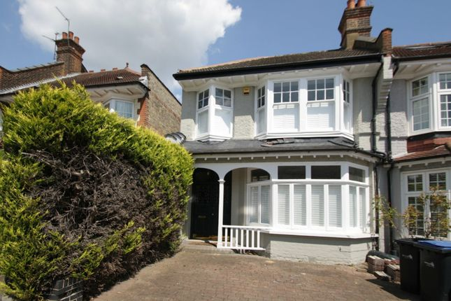 Thumbnail Semi-detached house to rent in Woodberry Avenue, London