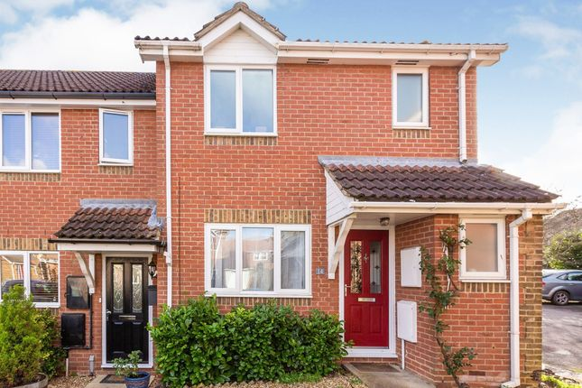 Thumbnail End terrace house for sale in Plough Close, Aylesbury