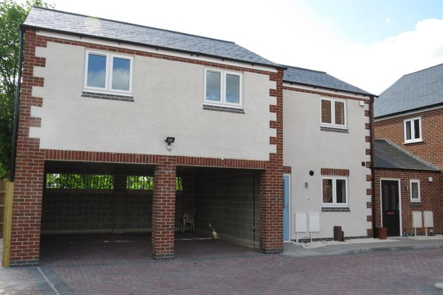 Thumbnail Property for sale in Grewcocks Place, Earl Shilton, Leicester