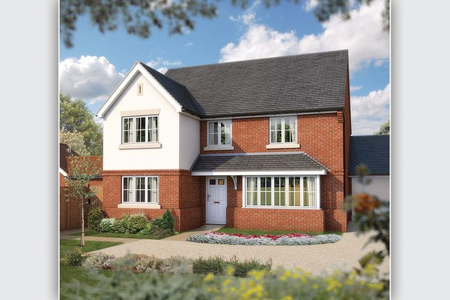 "Thumbnail Detached house for sale in ""The Chester"" at Coupland Road, Selby"