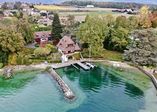 Thumbnail Property for sale in Crans-Près-Céligny, Switzerland