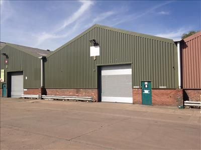 Thumbnail Light industrial to let in Unit 13, Drayton Manor Business Park, Coleshill Road, Tamworth