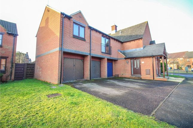 Thumbnail Maisonette for sale in Chives Place, Warfield, Berkshire