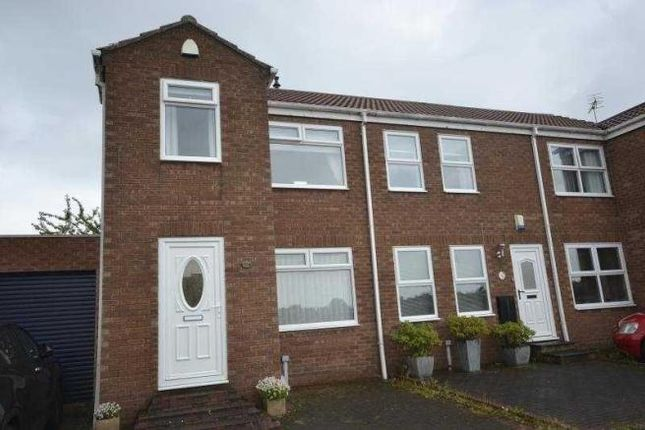 Thumbnail Semi-detached house to rent in Court Road, Bedlington