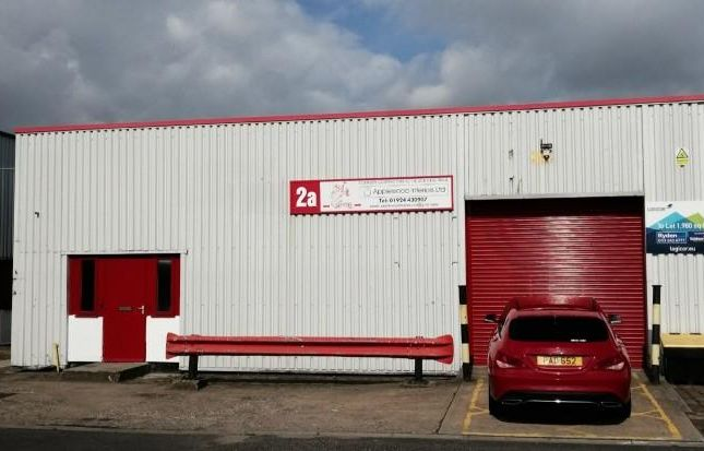 Thumbnail Light industrial to let in Unit 2A, Mill Street West Industrial Estate, Anchor Bridge Way, Dewsbury, West Yorkshire