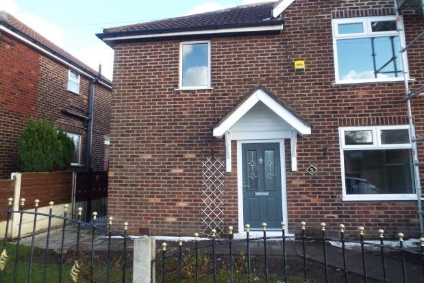 Thumbnail Property to rent in Eccles Road, Swinton, Manchester