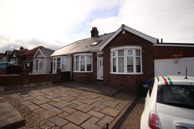 Thumbnail Semi-detached house for sale in Kelso Gardens, Newcastle Upon Tyne