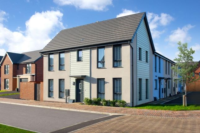 """Thumbnail End terrace house for sale in """"Ennerdale"""" at Rhodfa Cambo, Barry"""