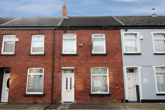 Thumbnail Terraced house for sale in Kimberley Place, Merthyr Tydfil, Mid Glamorgan