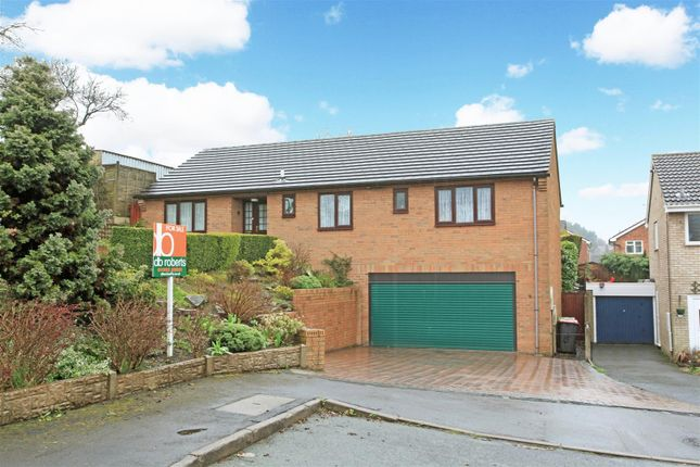 Thumbnail Bungalow for sale in Smarts Way, St. Georges, Telford