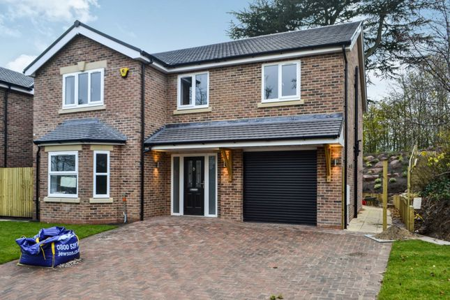 Thumbnail Detached house for sale in Lakeside, Congleton