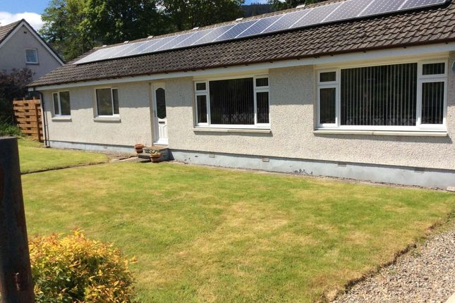 Thumbnail Detached house for sale in Balmacaan Road, Drumnadrochit, Inverness