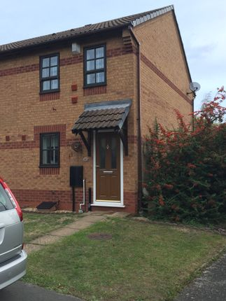 Thumbnail End terrace house to rent in Old Scott Close, Kitts Green