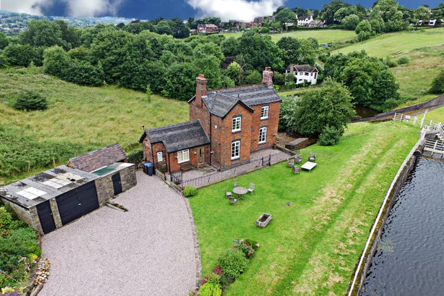 Thumbnail Detached house for sale in Stanley Pool, Stanley, Staffordshire Moorlands