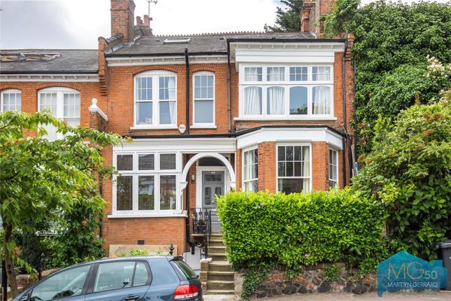 Thumbnail Detached house to rent in Woodland Rise, Muswell Hill, London