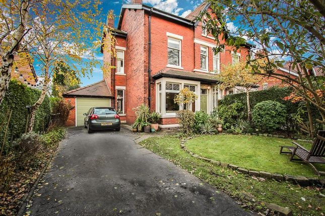 Thumbnail Semi-detached house for sale in Victoria Road East, Thornton-Cleveleys