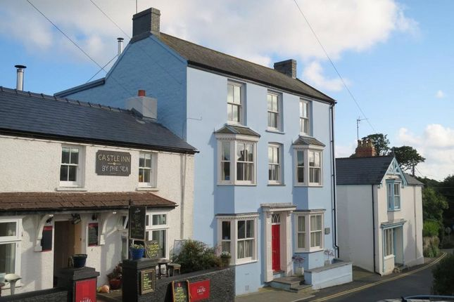 2 bed flat for sale in Giraldus, Lion House, Manorbier, Tenby SA70