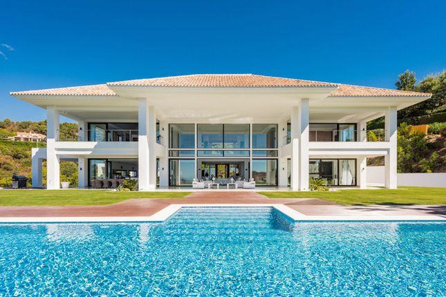 Thumbnail Villa for sale in La Zagaleta, Costa Del Sol, Spain