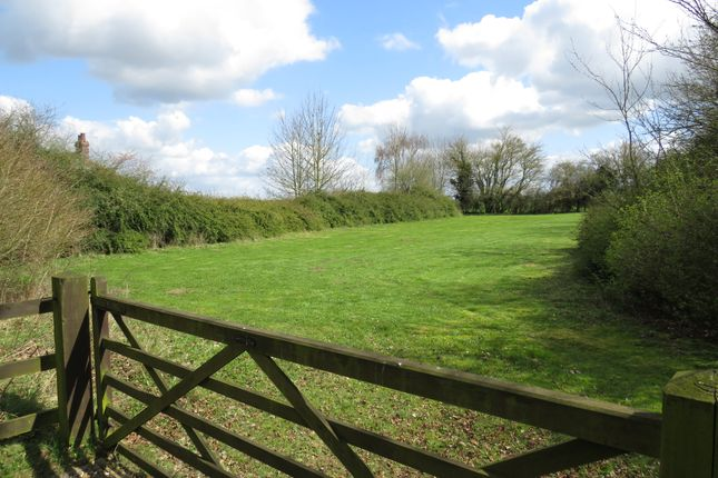 Thumbnail Land for sale in Station Road, Finningham, Stowmarket