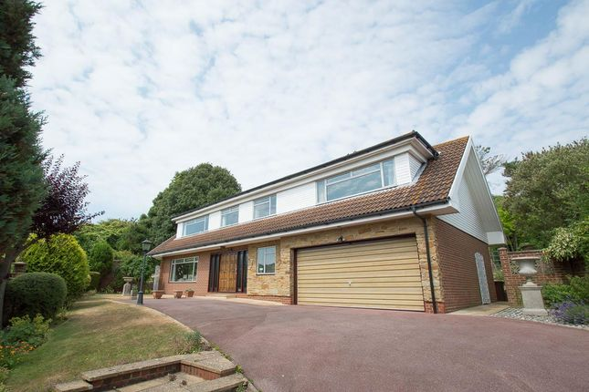 Thumbnail Detached house for sale in Meads Brow, Eastbourne
