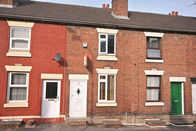 Thumbnail Terraced house for sale in Stafford Road, Oakengates, Telford