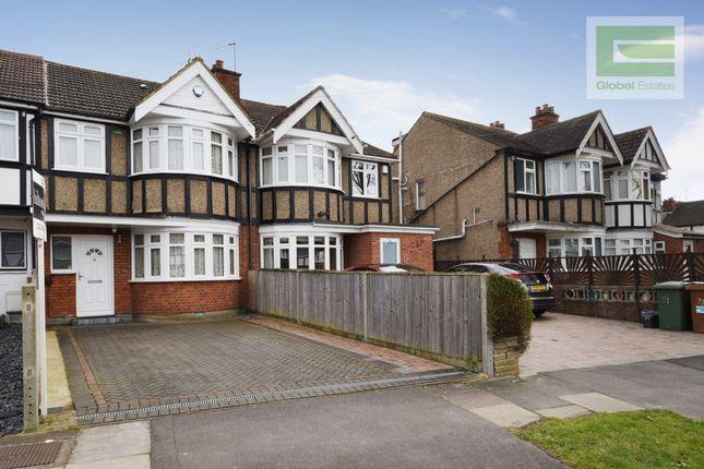 Thumbnail Terraced house to rent in Malvern Avenue, Harrow