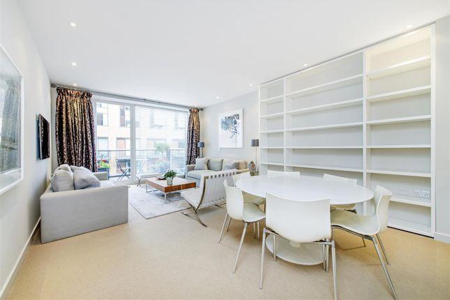 Thumbnail Flat to rent in Cubitt Building, Grosvenor Waterside, 10 Gatliff Road, Chelsea, London