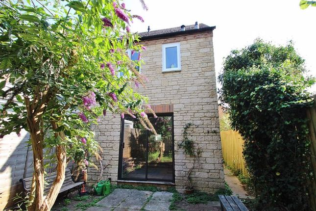 Rear Of Property of Painswick Close, Deer Park, Witney OX28