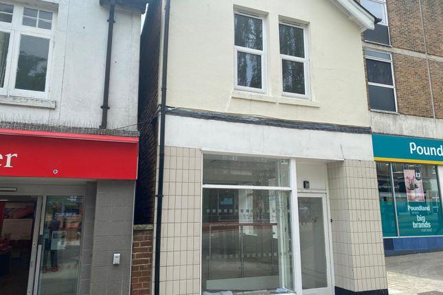 Thumbnail Retail premises to let in Bitterne Road, Southampton