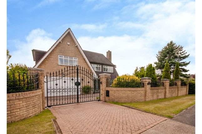 Thumbnail Detached house for sale in The Avenue, Mansfield