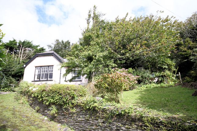Thumbnail Detached bungalow for sale in Gwelfor Road, Aberdovey Gwynedd