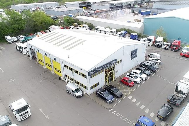 Thumbnail Industrial for sale in Earlsway, Team Valley, Gateshead