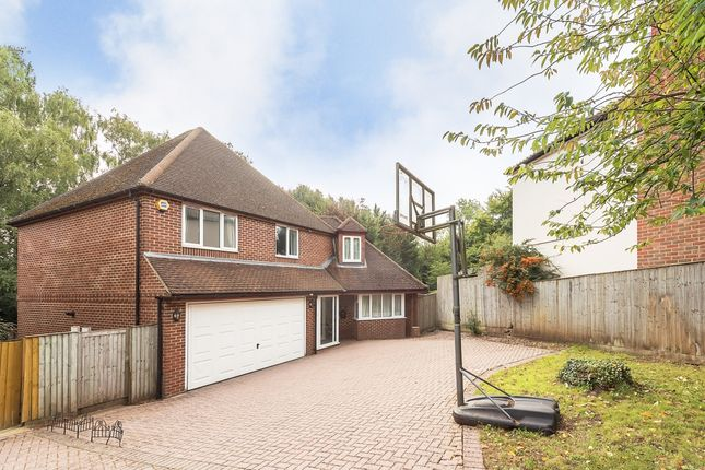 Thumbnail Detached house to rent in Wyatts Road, Chorleywood, Rickmansworth