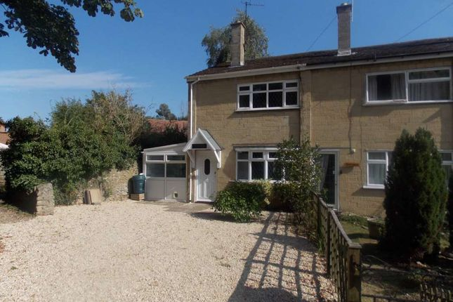 2 bed semi-detached house to rent in Main Street, Fringford, Bicester